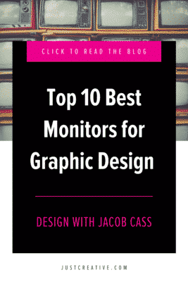 Best monitors for graphic designers