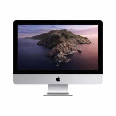 21-inch Apple iMac with Retina display