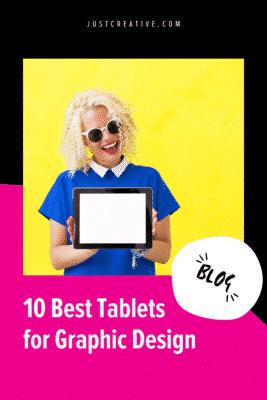 10 Best Tablets for Graphic Design