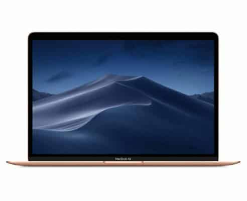 Computadoras portátiles: Apple MacBook Air (2019)