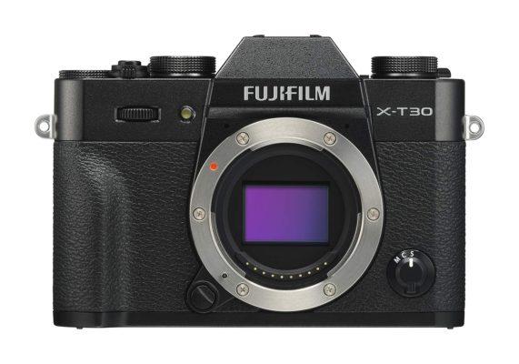Mejores cámaras para diseñadores gráficos y creativos - Fujifilm X-T30