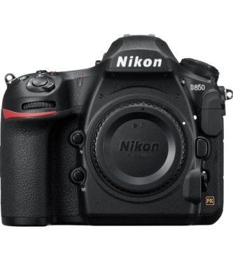 Mejores cámaras para diseñadores gráficos y creativos - Nikon D850
