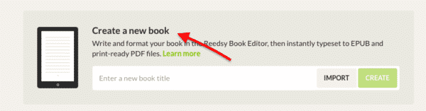 Reedsy eBook creation screenshot -- 11 Ways to Make Money Online