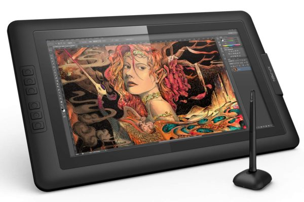 XP-Pen Artist 15.6 pen display