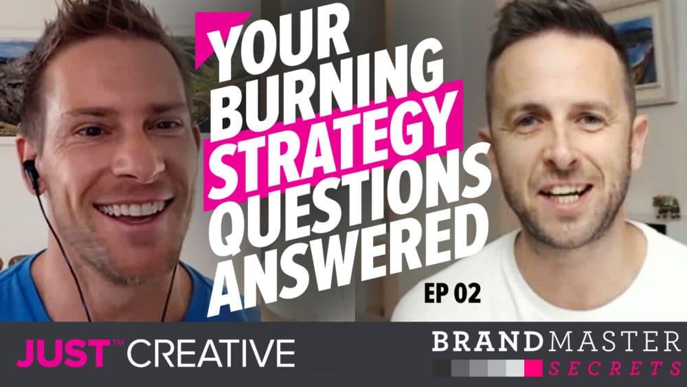 Learn brand strategy - FAQ
