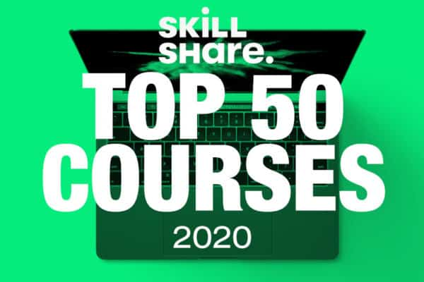 Top Courses on Skillshare 2020