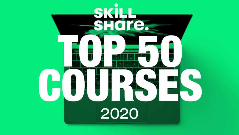 Top Courses on Skillshare 2020