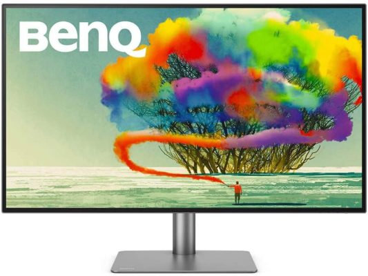 BenQ 32-in 4k Designer Monitor