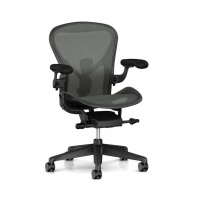 Herman Miller Aeron - Best Office Chairs for Graphic Designers