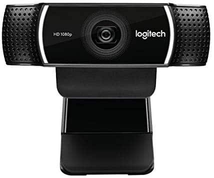 Logitech HD 1080P Pro Stream Webcam C922