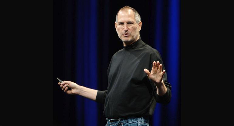 Steve Jobs - 6 Valuable Branding Lessons from Millionaire Entrepreneurs