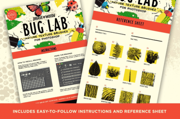 Bug Lab for Photoshop