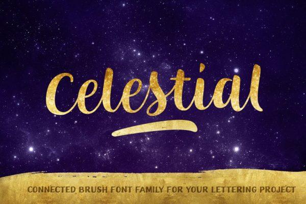 Celestial Brush