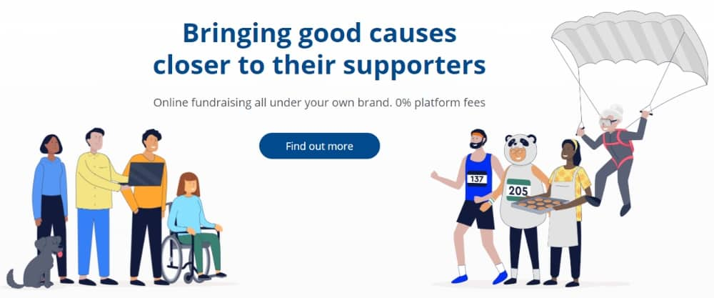 CharityCheckout - - How To Build An Online Presence With Sustainability At Its Core