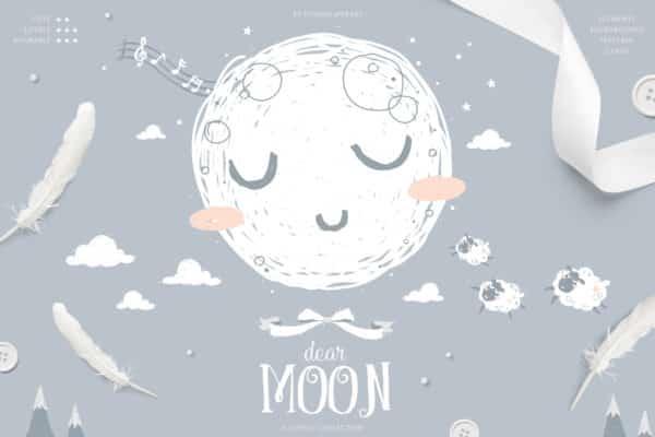 Mặt trăng thân yêu