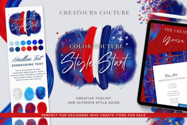 Fourth of July Creative Brush Bundle