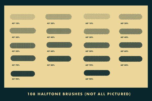 Horrific-Halftones-Photoshop-Brushes
