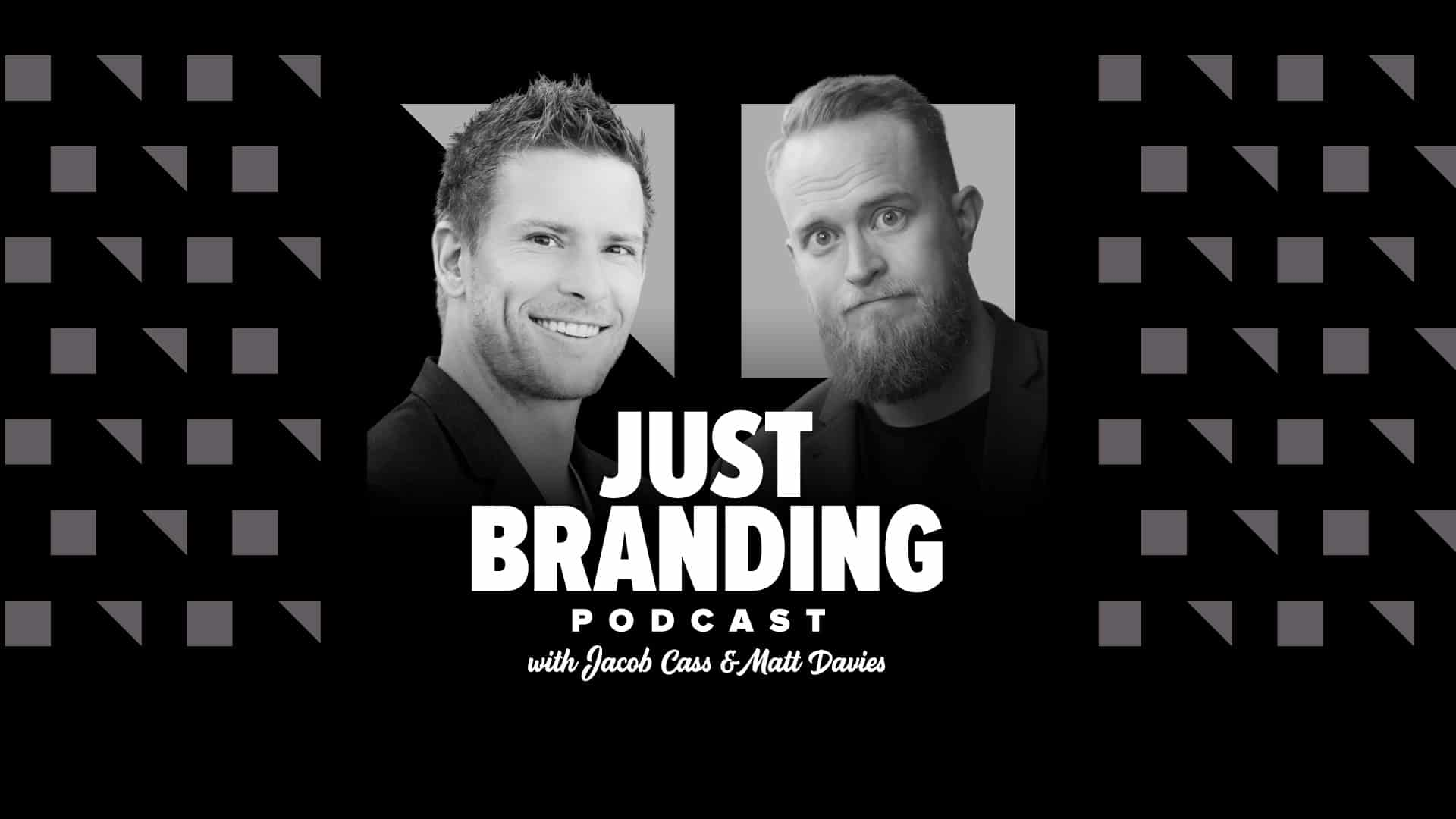 JUST Branding Podcast Cover