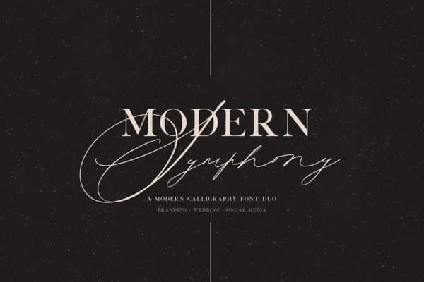 Giao hưởng hiện đại
