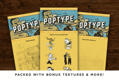 PopType - Graphic Styles and More