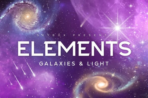 Space Elements - Galaxies & Light