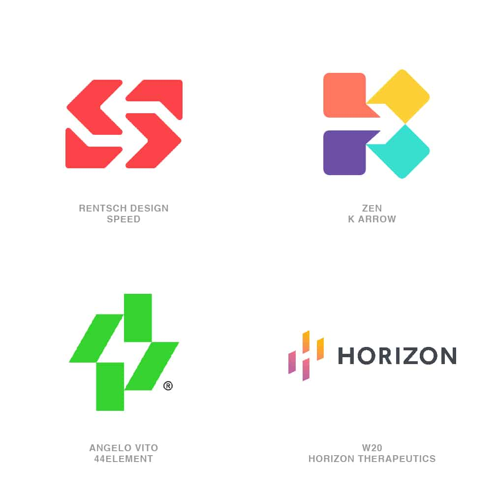 Logo Design Trends 2020 - Counters