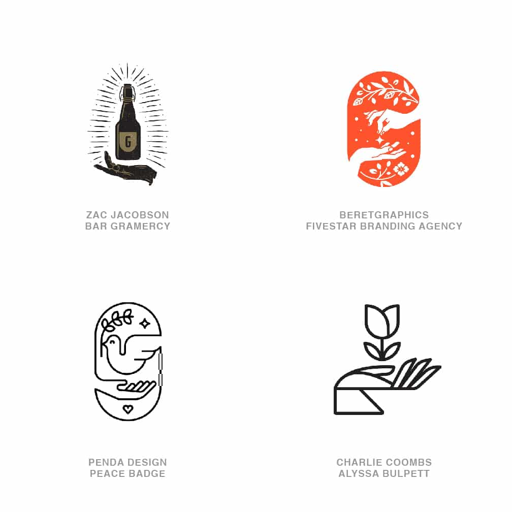Logo Design Trends 2020 - HandOut
