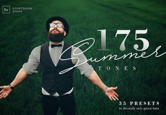 175 Summer Tones Lightroom Presets