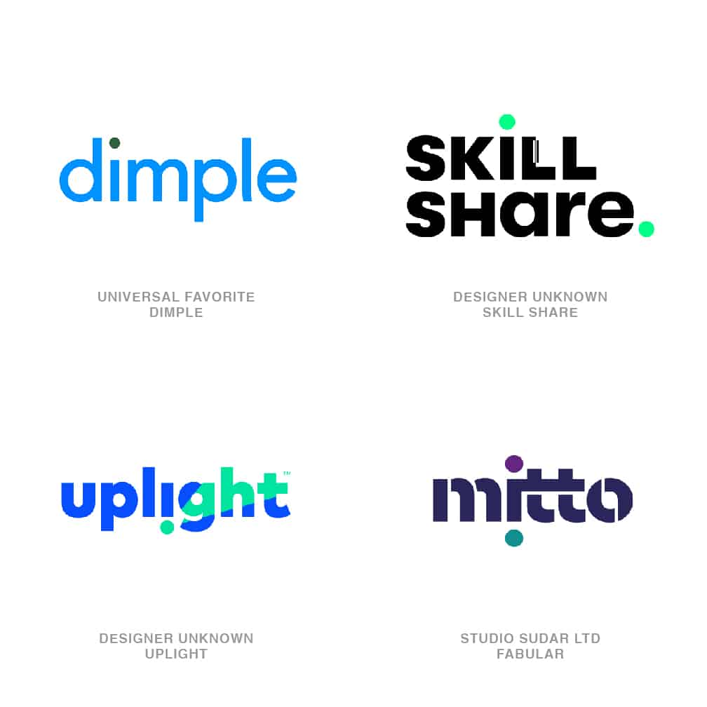 Logo Design Trends 2020 - iDrops