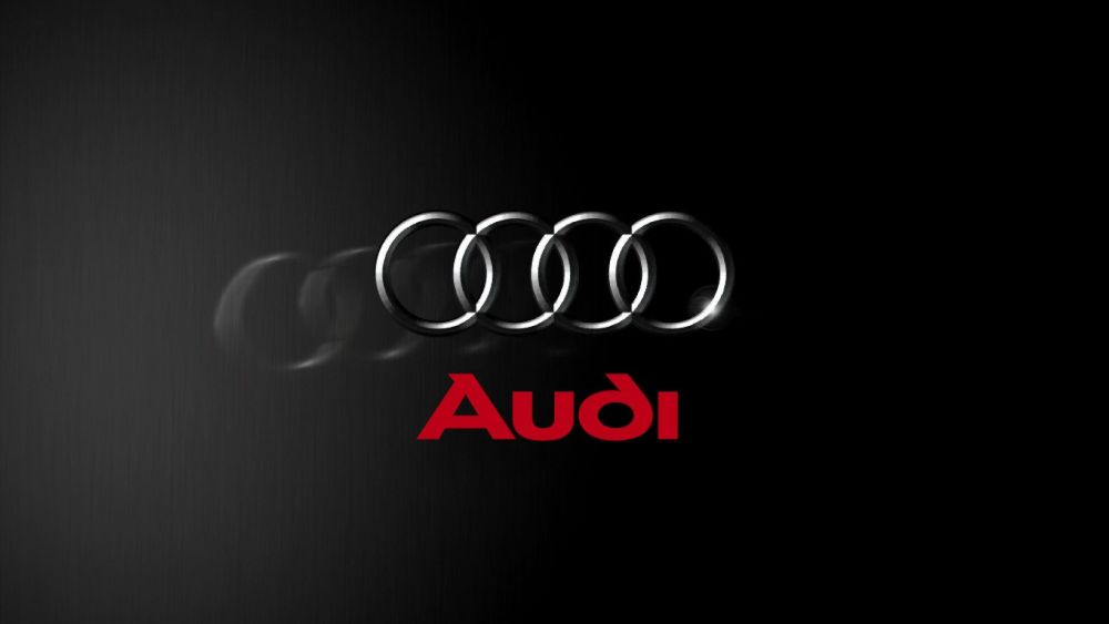 Audi logo links symbolise the company's origins