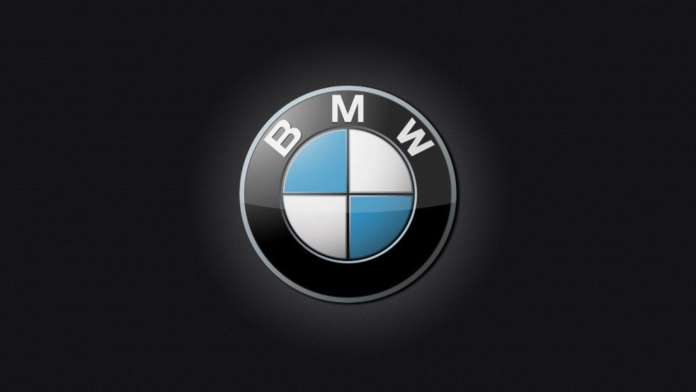 BMW logo colours are derived from the State of Bavaria emblem
