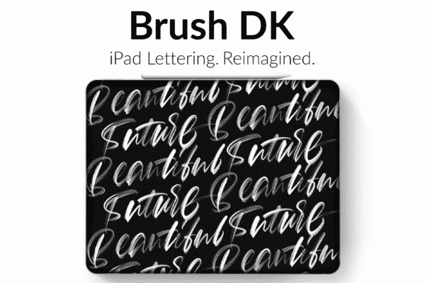 Brush DK For Procreate