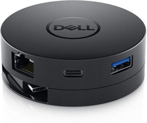 Dell DA300 6-in-1 USB-C Hub