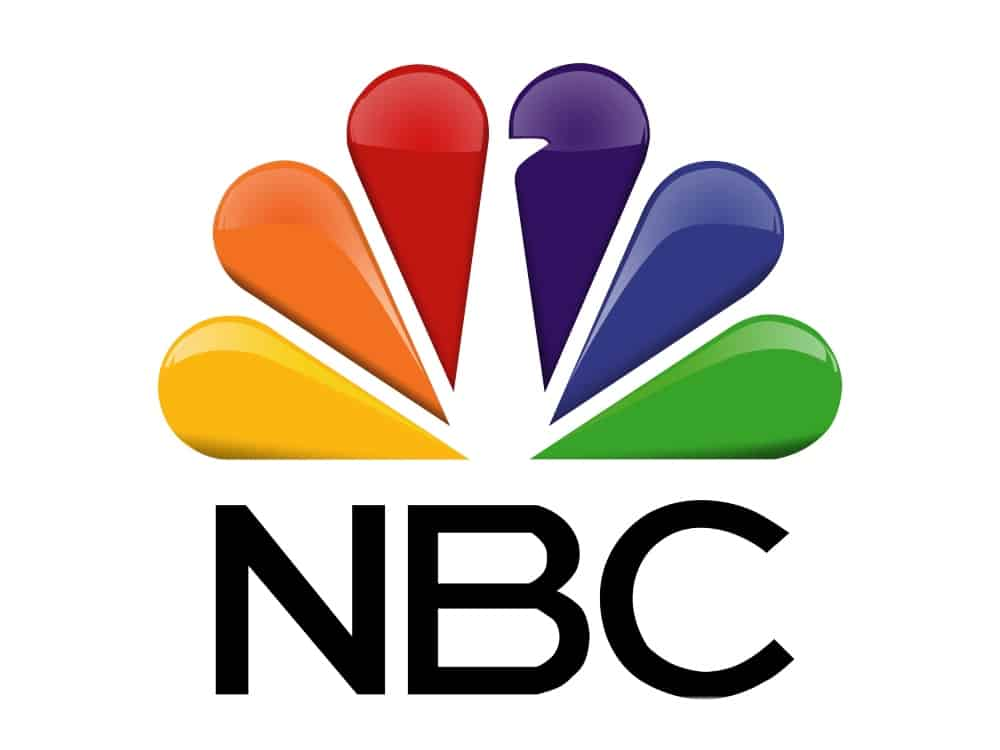 NBC logo peacock faces right looking to the future