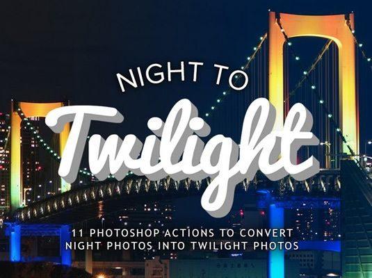 Night to Twilight