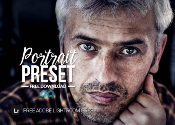 Portrait Photography Lightroom Preset