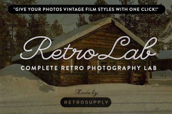 RetroLab – Retro Photo Lab
