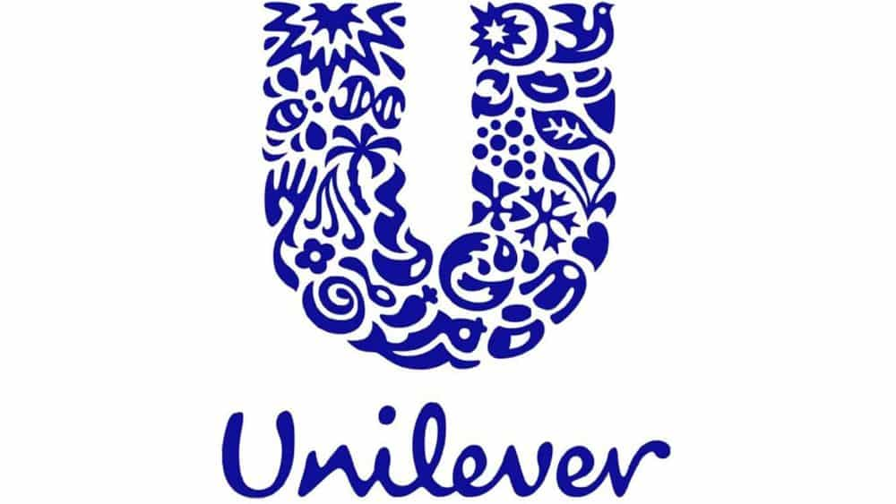 Unilever logo contains 25 hidden symbols