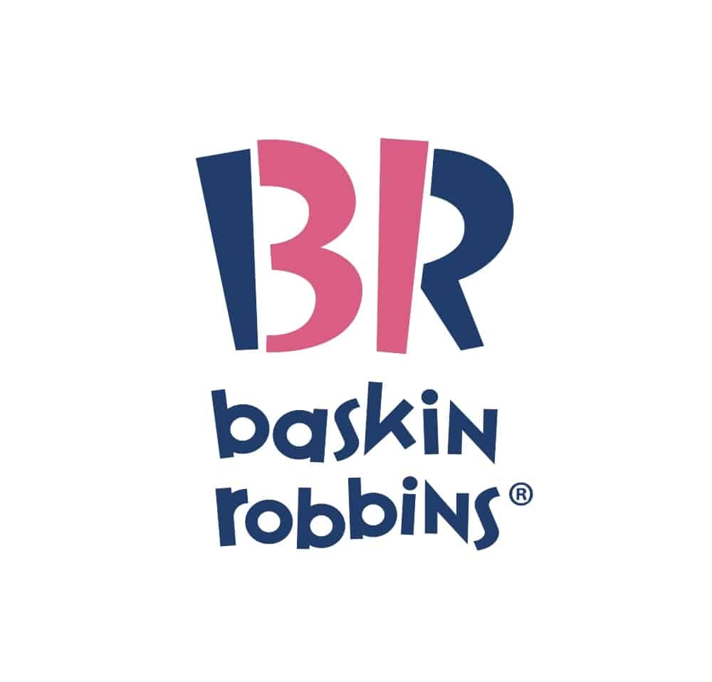 "Baskin Robbins logo has a hidden ""31"""