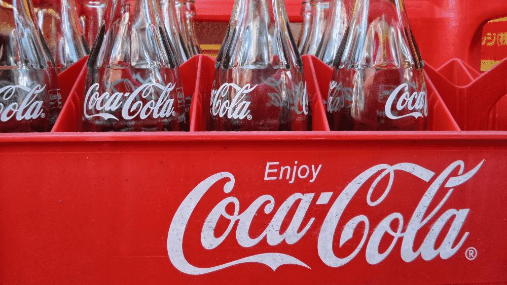 Coca Cola Product Branding