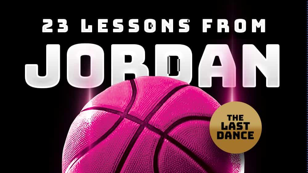 Lessons from Jordan