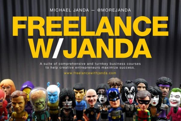 Freelance with Janda