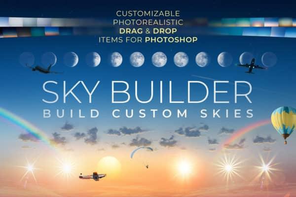 Sky Builder For Photoshop
