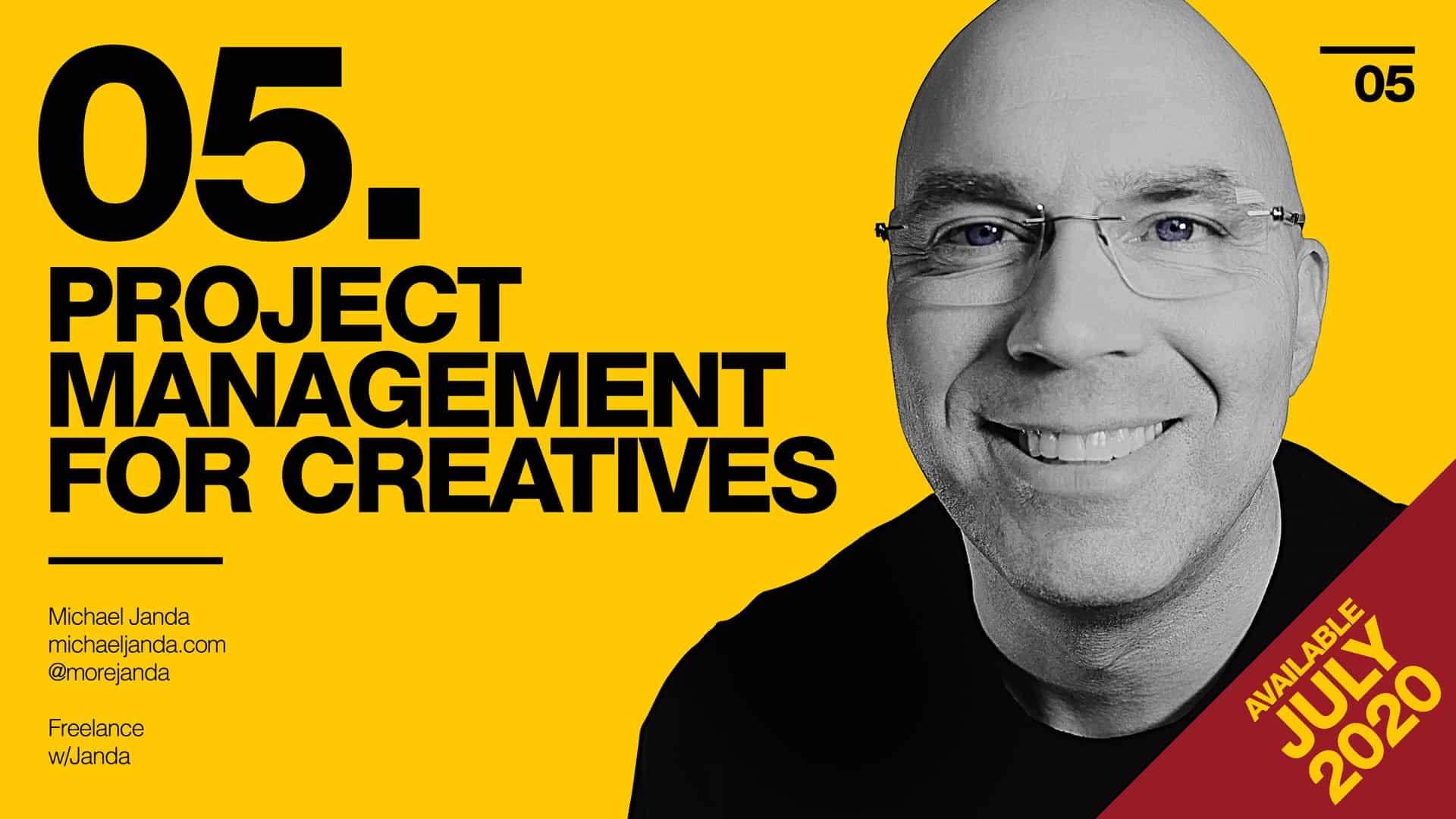 Freelance with Janda - Project Management