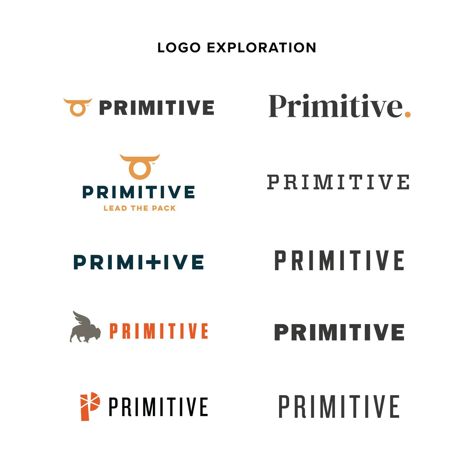 Primitive Logo Exploration