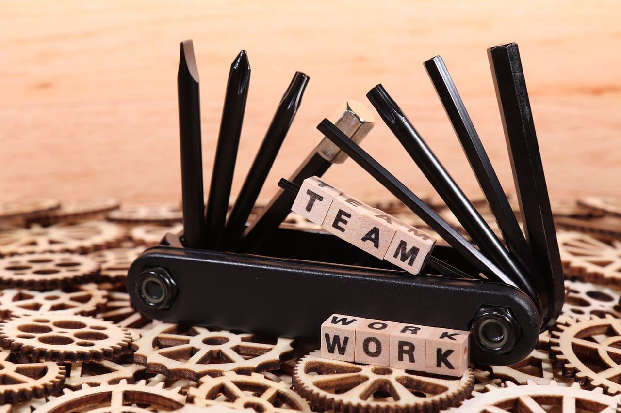 Teamwork is an essential part of remote work