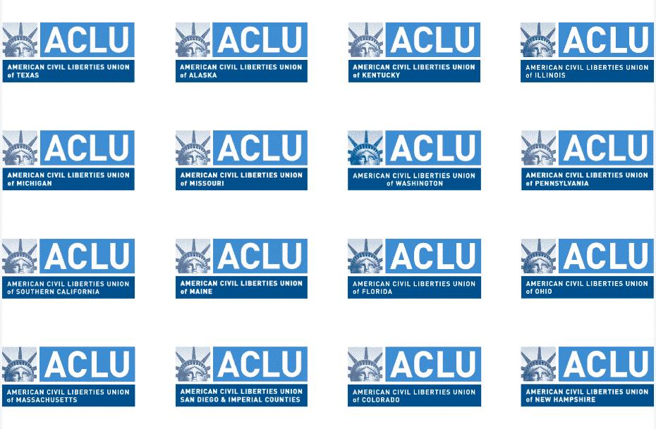 ACLU original branding