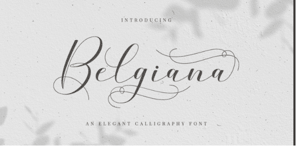 Belgiana
