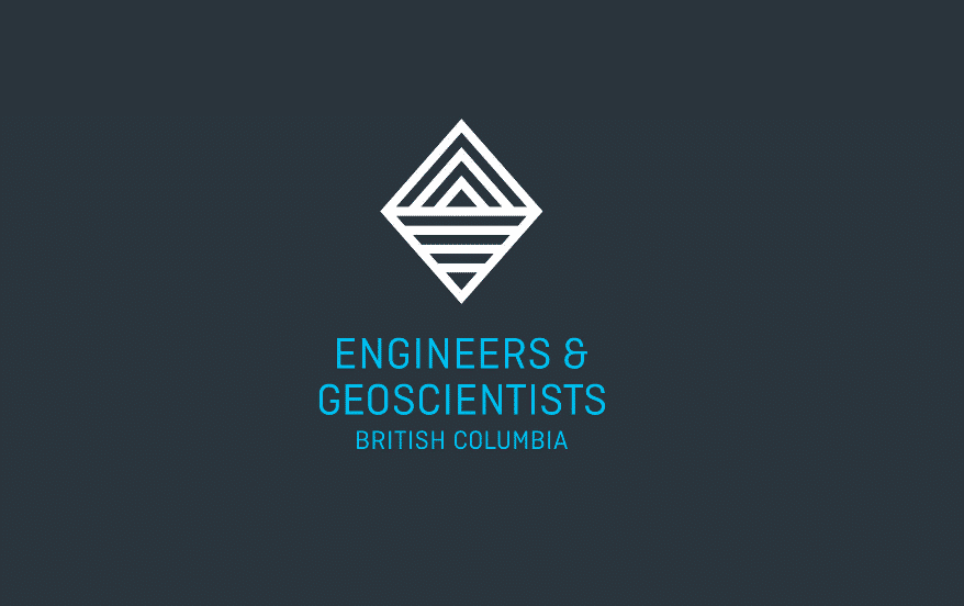 Engineers & Geoscientists British Colombia new logo