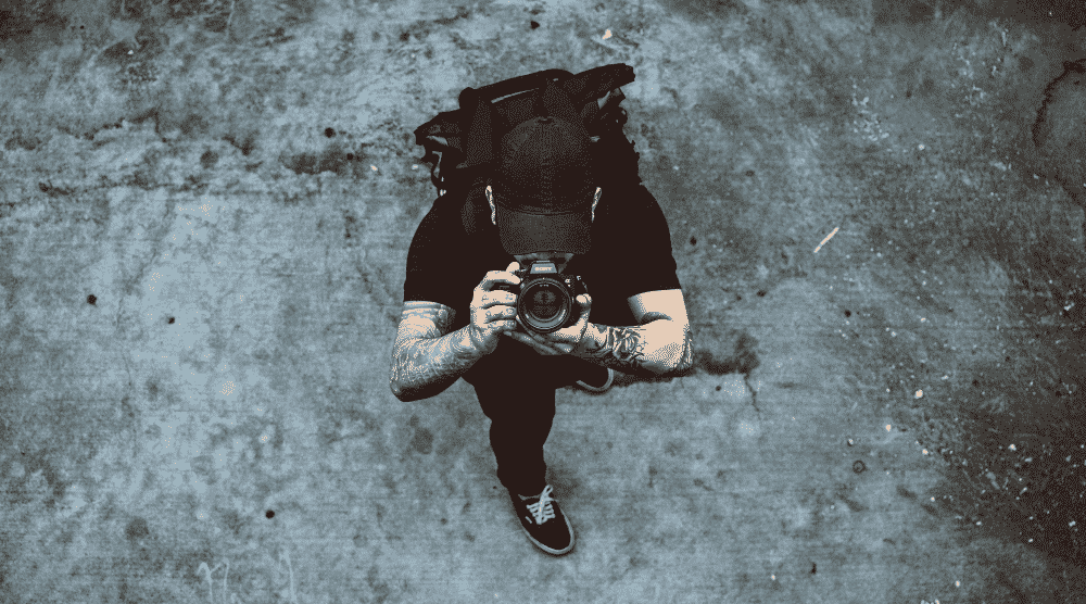 Photographer branding should highlight personality